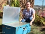 Solar Cooking - Aug 2012
